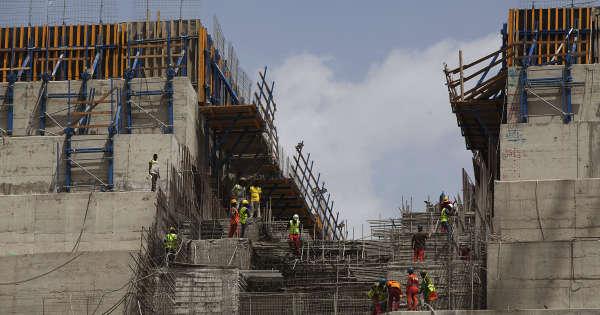 Des fran ais pour valuer l impact du futur plus grand barrage d afrique - Le plus grand port en afrique ...