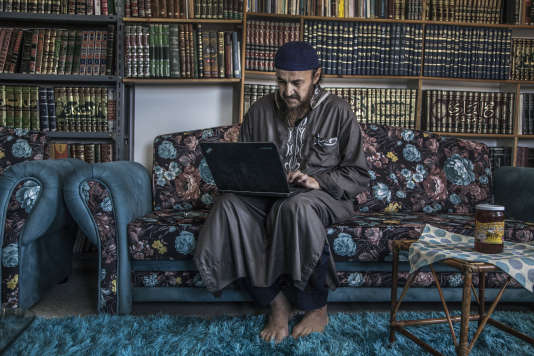 Abou Mohamed Al-Maqdisi enJordanie le 13 septembre.