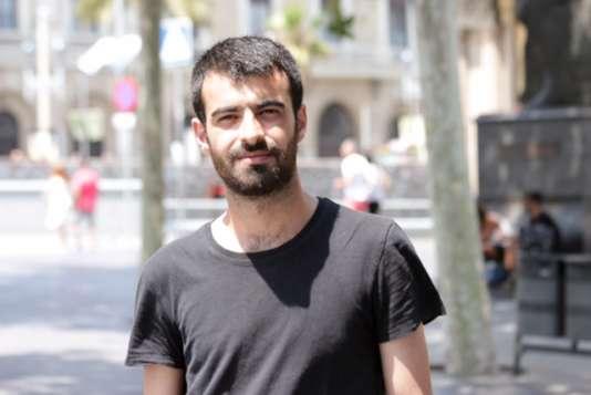 Ali Sari, porte-parole du Comité de soutien aux étudiants emprisonnés en Turquie.