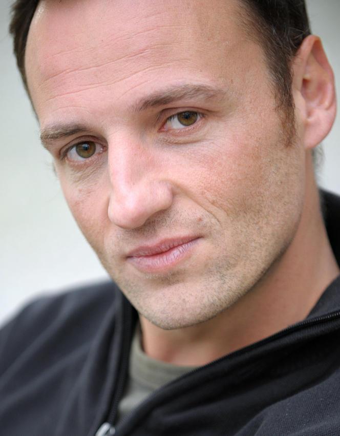 Francois Bégaudeau, à Paris, en septembre 2008.