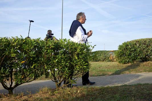 François Bayrou Université d'été Modem Guidel France 24 septembre 2016