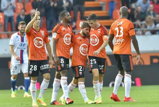 Lorient a battu (1-0) Lyon, samedi 24 septembre, lors de la 7e journée de Ligue 1.