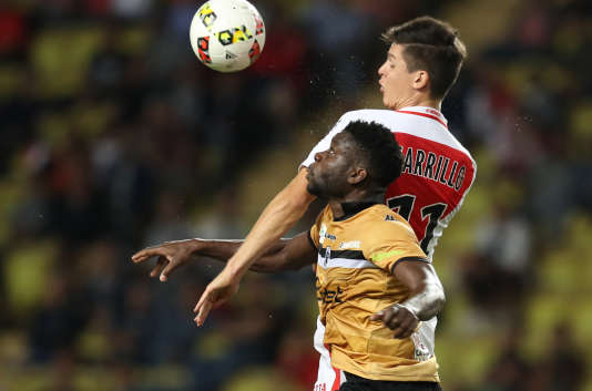Monaco s'est imposé (2-1) contre Angers, samedi, lors de la 7ème journée de Ligue 1.