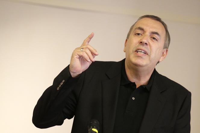 Jean-Marc Morandini, à Paris, le 19 juillet.