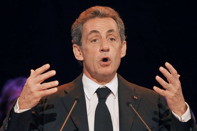 Nicolas Sarkozy, le 24 septembre, à Perpignan.