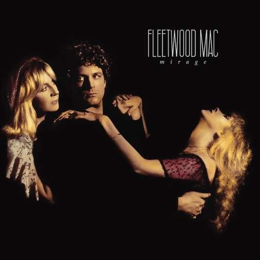 Pochette de l'album« Mirage», de Fleetwood Mac, réédité en coffret.
