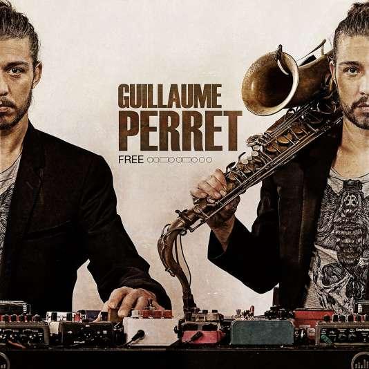 Pochette de l'album« Free», de Guillaume Perret.