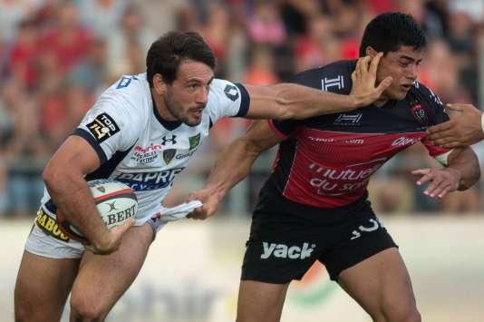 Toulon a battu (23-21) Clermont, dimanche, lors de la 6ème journée du Top 14.