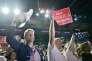 Supporters de Donald Trump lors de son meeting de campagne à Roanoke (Virginie) le 24 septembre 2016.