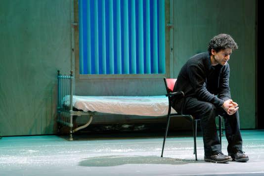 Le metteur en scène, auteur et comédien Wajdi Mouawad.