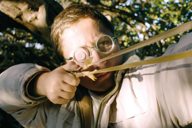 Le petit Samuele, héros du nouveau documentaire de Gianfranco Rosi.
