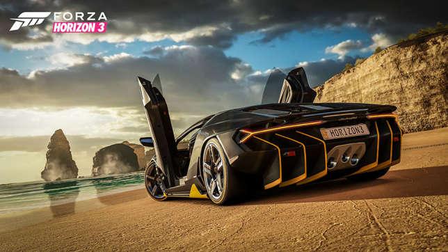 jeux de voiture forza horizon