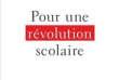 «Pour une révolution scolaire», de Jack Lang. Editions Kero, 118 pages, 9,90 euros.