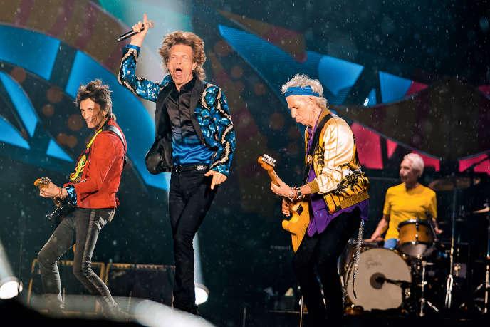 En octobre, le Desert Trip Festival réunira, en Californie, des légendes du rock, dont les Rolling Stones.