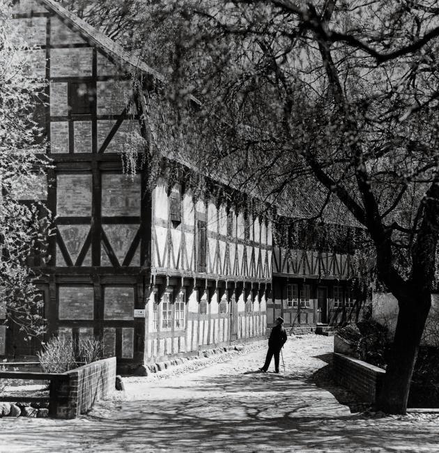 Aarhus dansles années 1950.
