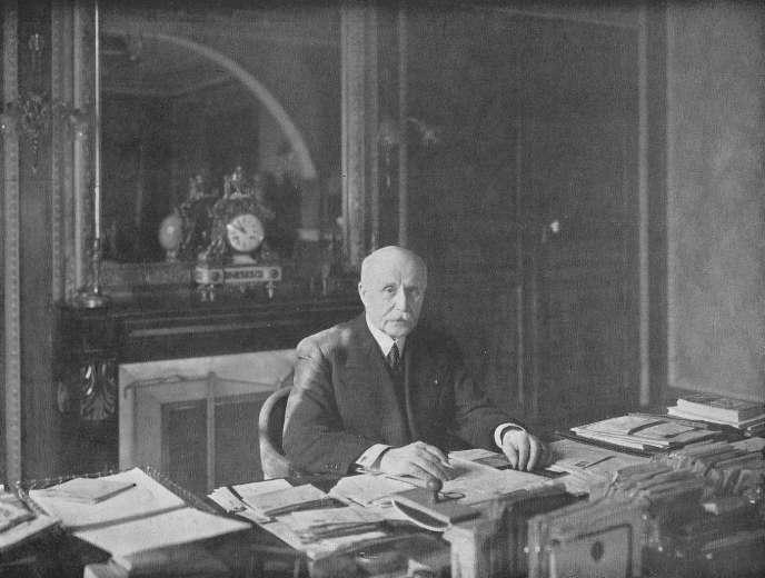 Philippe Pétain, vice-président du Conseil, en mai 1940.