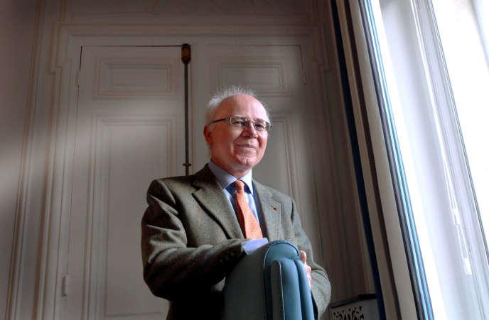 Bruno Lasserre, à la tête de l'Autorité de la concurrence pendant douze ans, va rejoindre le Conseil d'Etat.