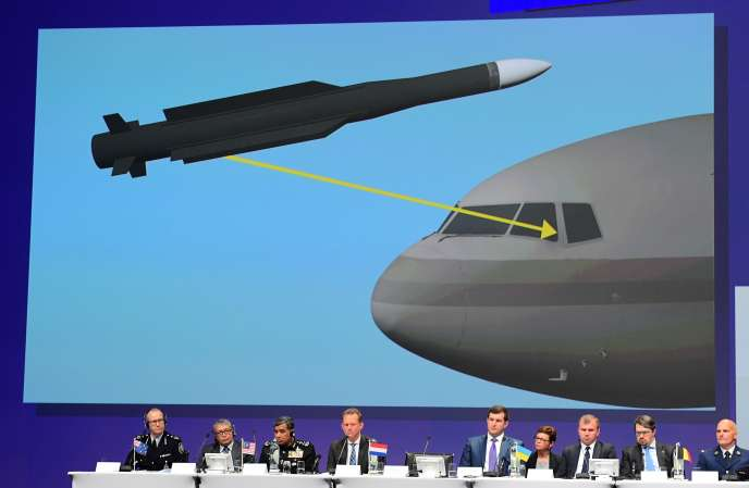 Le missile qui a abattu le vol MH17 de la Malaysia Airlines le 17 juillet 2014 dans l'est de l'Ukraine a été tiré du village de Pervomaïsk, selon les enquêteurs néerlandais.