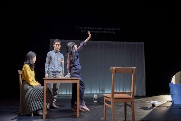 «Time's Journey Through a Room», de Toshiki Okada.