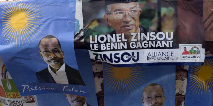 Lionel Zinsou, ancien premier ministre et candidat à la présidentielle béninoise, fut l'objet d'attaque racistes pendant la campagne électorale de mars 2016.