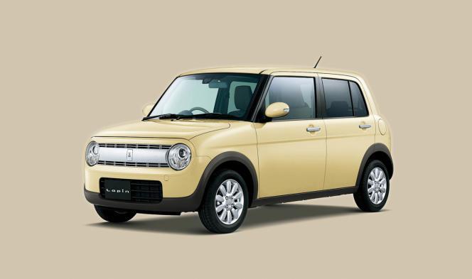 La Suzuki «Lapin» récompense une conduite économe.