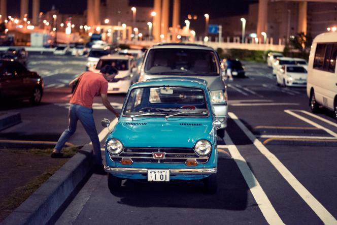 Présentée pour la première fois par Honda au Salon de Tokyo de 1966, la N360, ancêtre des «kei cars», fut commercialisée en Europe.