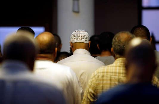 Dans la mosquée de Fréjus, le 16 septembre 2016.