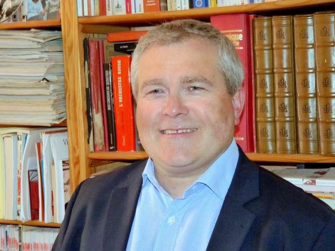 Pierre Vermeren en décembre 2015.