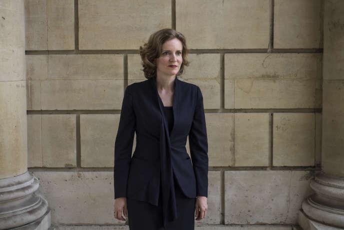 Nathalie Kosciusko-Morizet, à l'Assemblée nationale, le 28 septembre 2016.