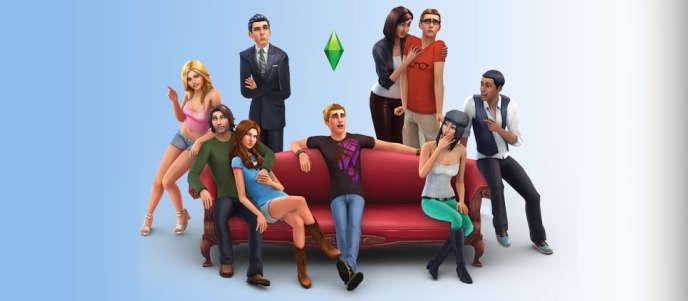 Will Wright, créateur des «Sims» (ci-dessus) pour Electronic Arts, un concurrent d'Ubisoft, appelle à soutenir l'éditeur français contre Vivendi.