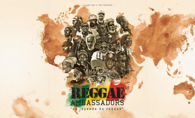 «Reggae Ambassadors, La Légende du reggae», un ouvrage collectif coordonné par l'équipe de Reggae.fr.