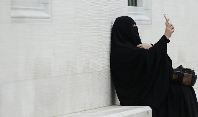 Dans une mosquée à Lanham, aux Etats-Unis.