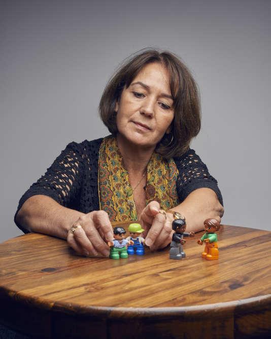 Clémentine Rappaport, psychiatre pour enfants meurtris # Hopital Robert Ballanger Aulnay Sous Bois