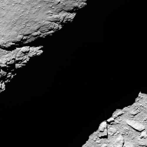 «Je suis triste car c'est vingt ans de mavie.Mais on va finir de façon spectaculaire. Personnen'avait approché cette comète. Nous arrivions dans l'inconnu etavions en2014 trois mois pour découvrir cet environnement etapprendre à piloter autour», a expliqué Paolo Ferri, de l'Agence spatiale européenne (ASE).