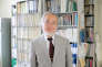 Le professeur Yoshinori Ohsumi, au Tokyo Institute of Technology à Yokohama, près de Tokyo, le 7 juin.