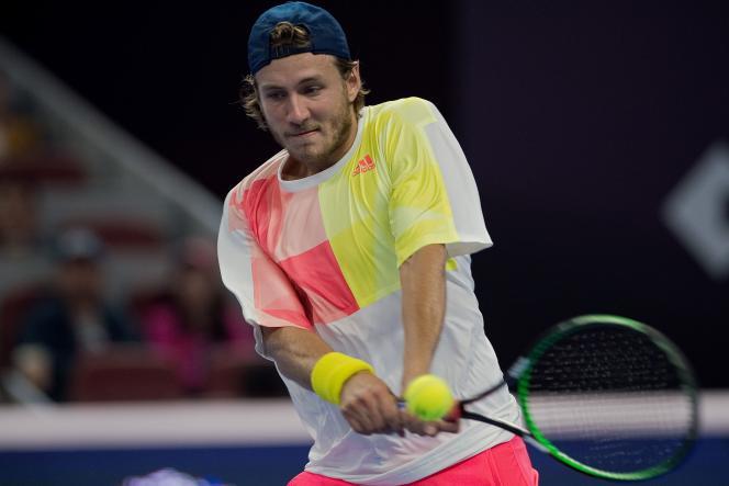 Lucas Pouille restera le dernier vainqueur du tournoi de Metz.