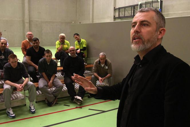 Alain Guyard dans le documentaire français de Yohan Laffort,«La Philo vagabonde».