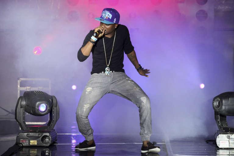 L'artiste de Lagos,Wizkid, l'une des plus grandes stars de la pop nigériane.