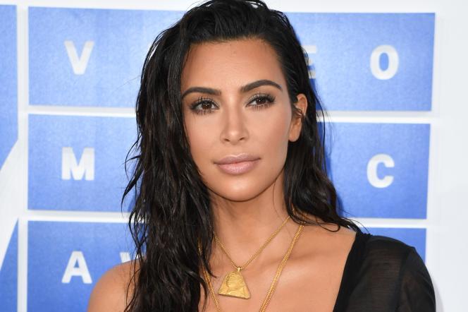 Kim Kardashian, le 29 août à New York.