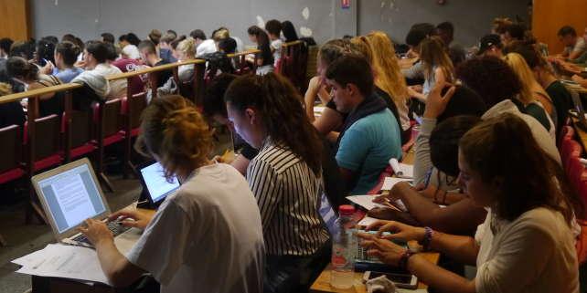 Rentrée universitaire - université Paris-Descartes (site de Malakoff) - septembre 2016