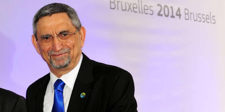 Le président cap-verdien Carlos Fonseca en avril 2014.