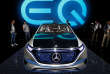 Le concept-car EQ de Mercedes.