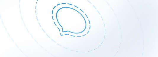 L'application Signal permet de passer facilement des appels de façon sécurisée.