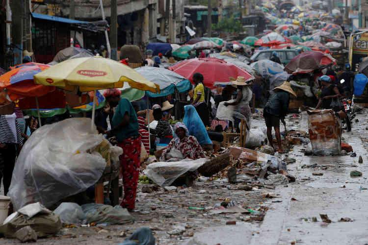 D'après le représentant de l'Unicef à Haïti, Marc Vincent, cet ouragan Matthew« est la pire tempête qu'Haïti ait connue depuis des décennies».