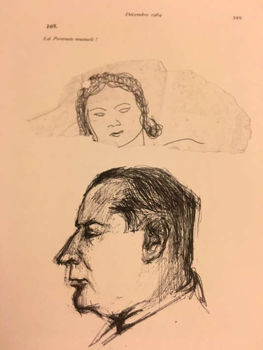 Portraits mutuels (décembre 1964).