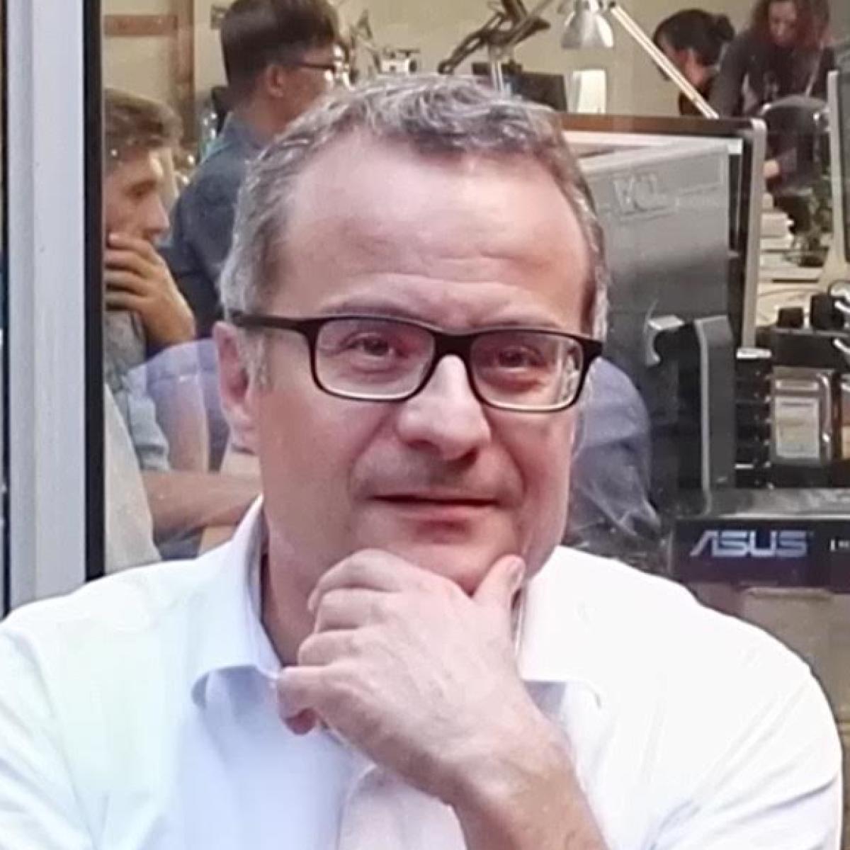 Julien Masanès a initié l'archivage du Web à la BNF.