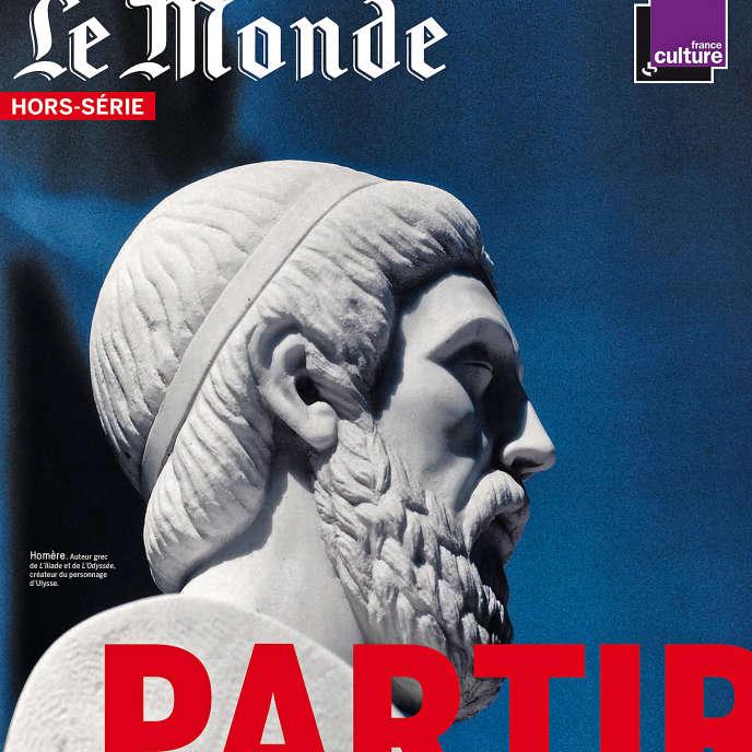 «Partir. conquérir/quitter/fuir/s'exiler/ voyager/découvrir», 100 pages, 7,90 euros, en vente en kiosques.