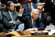 France's Foreign Minister Jean-Marc Ayrault at the U.N.
