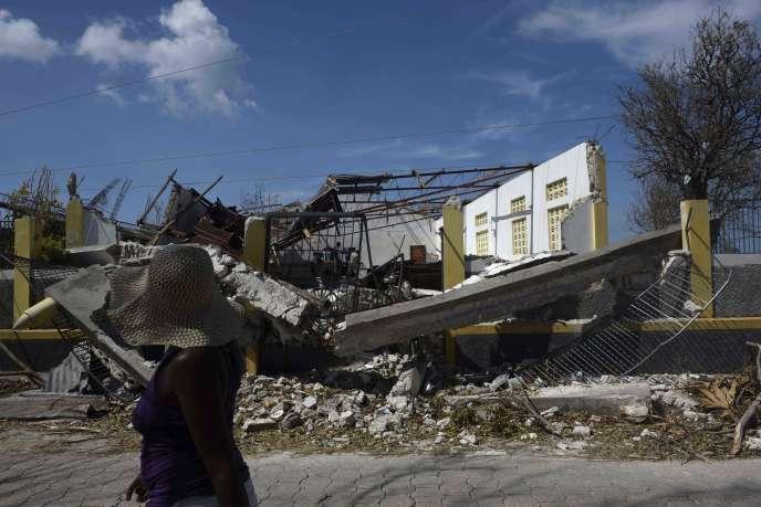 A Port-au-Prince.