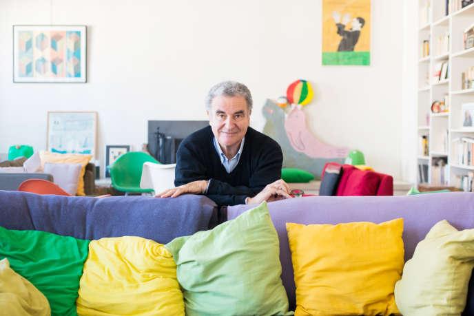 Serge Toubiana a dirigé la Cinémathèque française d'avril 2003 à janvier 2016.